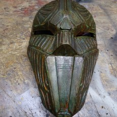Picture of print of Sith Acolyte Mask (Star Wars) 这个打印已上传 Tie Kai