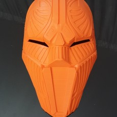 Picture of print of Sith Acolyte Mask (Star Wars)