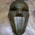 Sith Acolyte Mask (Star Wars) print image