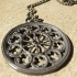Rose Window Pendant image