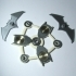 Batman Fidget Spinner image