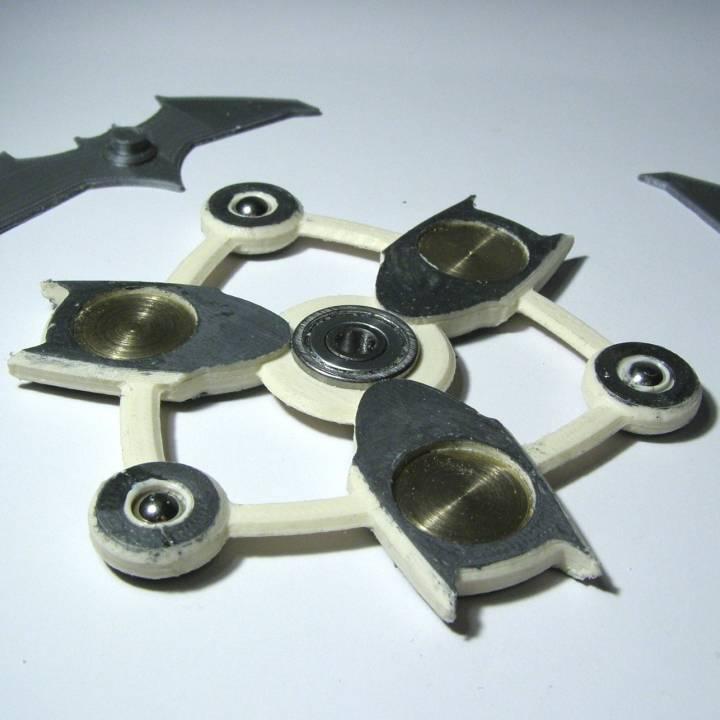 Batman Fidget Spinner