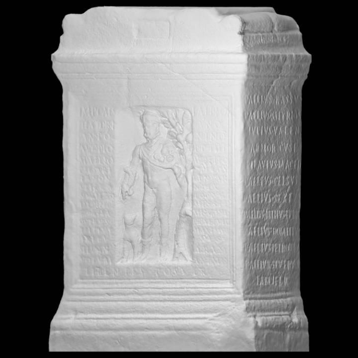 Altar of Silvanus