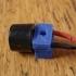 Piezo buzzer holder image