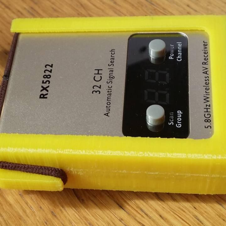 Boscam RX5822 rx holder