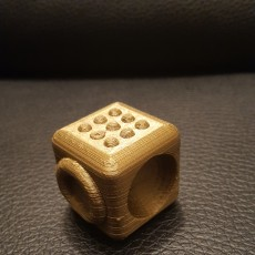 Picture of print of Fidget Cube