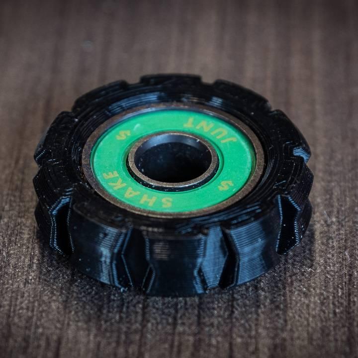 Single Ring Spinner