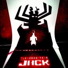 Samurai Jack - Led Lamp