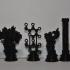 Biochemistry Chess Set image
