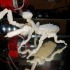 Fully Articulated Praying Mantis Toy print image