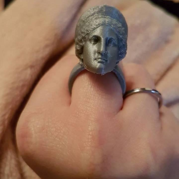 Antonia Minor Ring