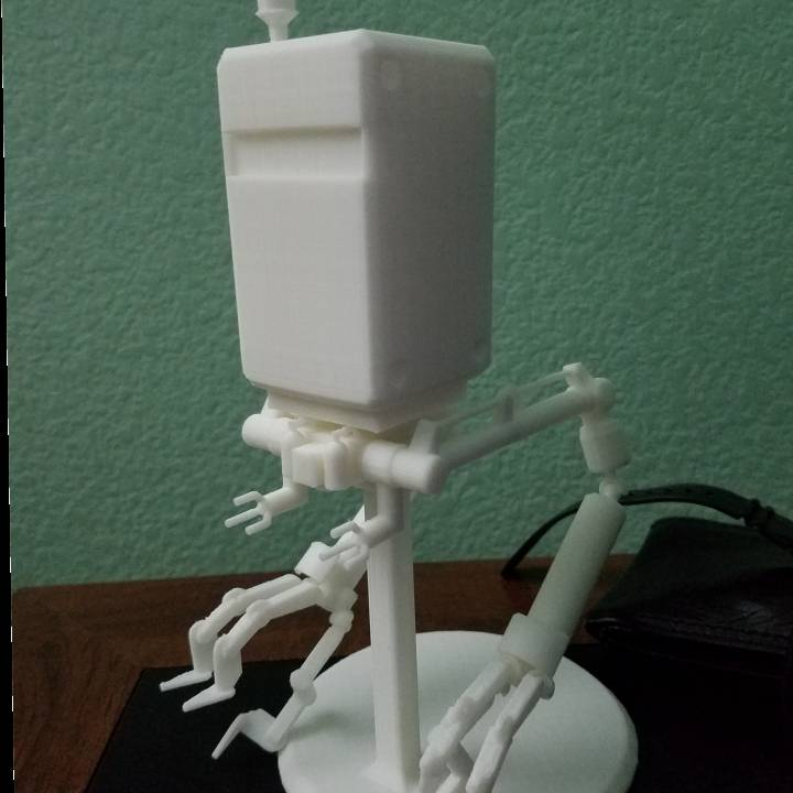 Nier Automata Pod model