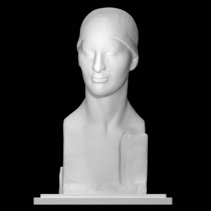 Portrait of Matryona