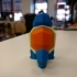 Color Low-Poly Squirtle image