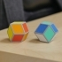 Cube Illusion (Rhombic Dodecahedron) image