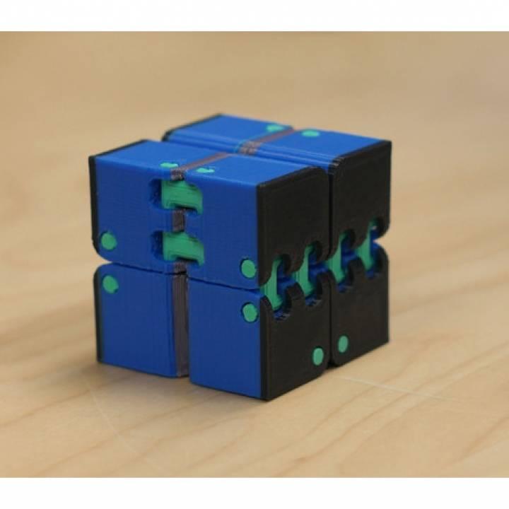 Multi-Color Kobayashi Fidget Cube