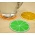 Multi-color Citrus Coaster image