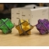 Multi-Color Fidget Star image