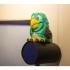 Multi-color Parrot Remix image