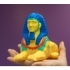 Multi-color Sphinx image