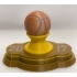 Multi-color Basketball Trophy image