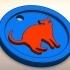 Cat ID Plate image