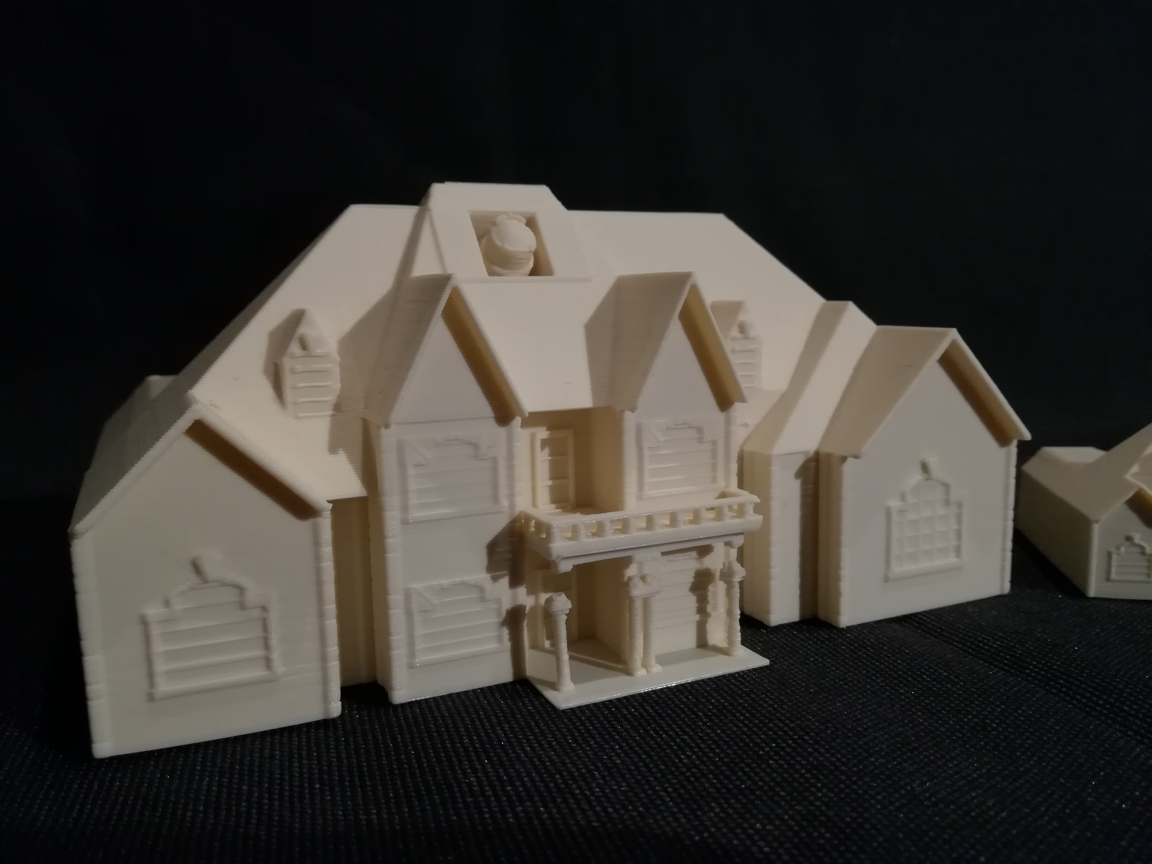 detailed  house