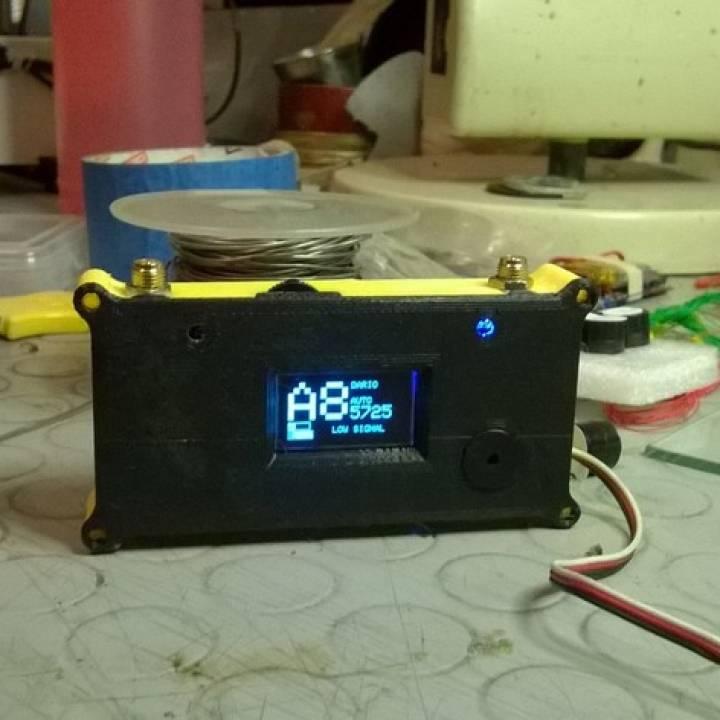 5.8 GHz diversity receiver