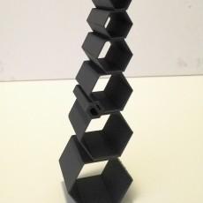 Hexagon Stack