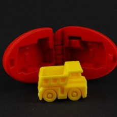 Picture of print of Surprise Egg #1 - Tiny Haul Truck