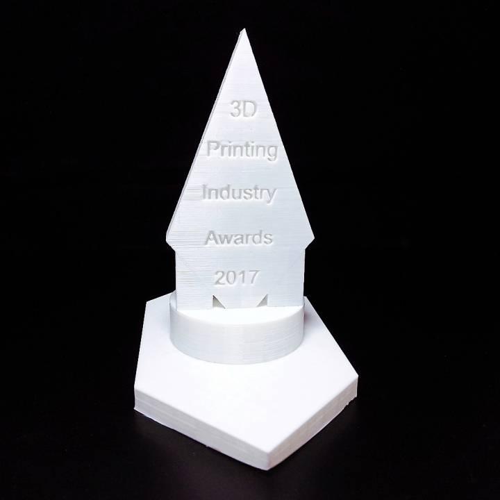 3DPI Trophy Design