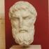 Portait of Epicurus image