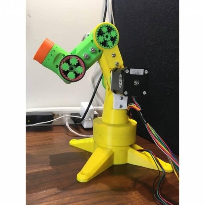EZ Print Modular Robot Arm