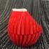 Corrugated Vase Chair image