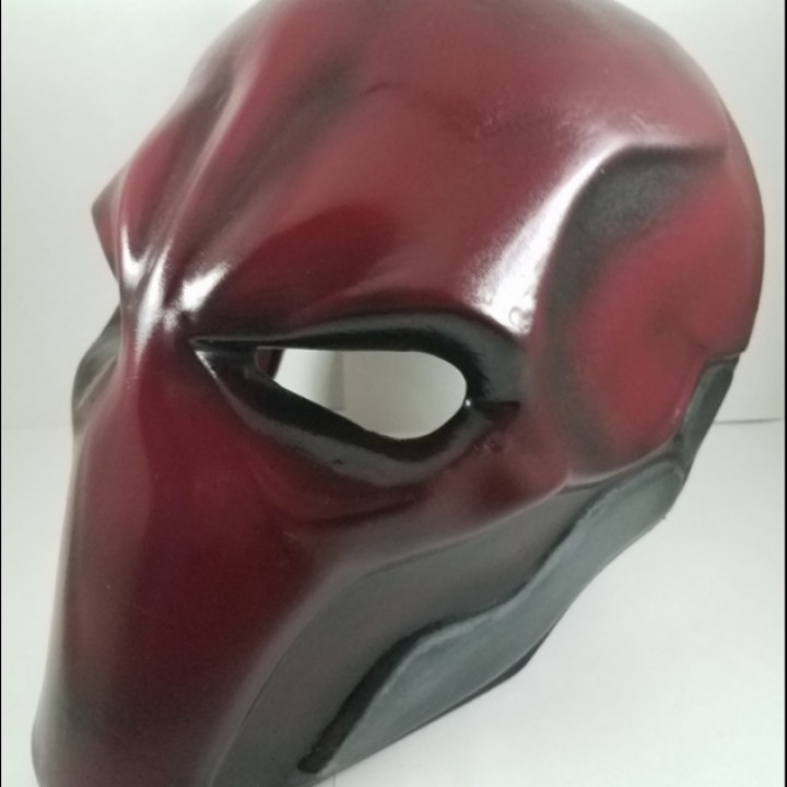 Deathstroke Mask with two eyes