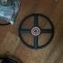 round fidget spinner image