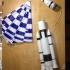 SLS Orion Model Rocket image