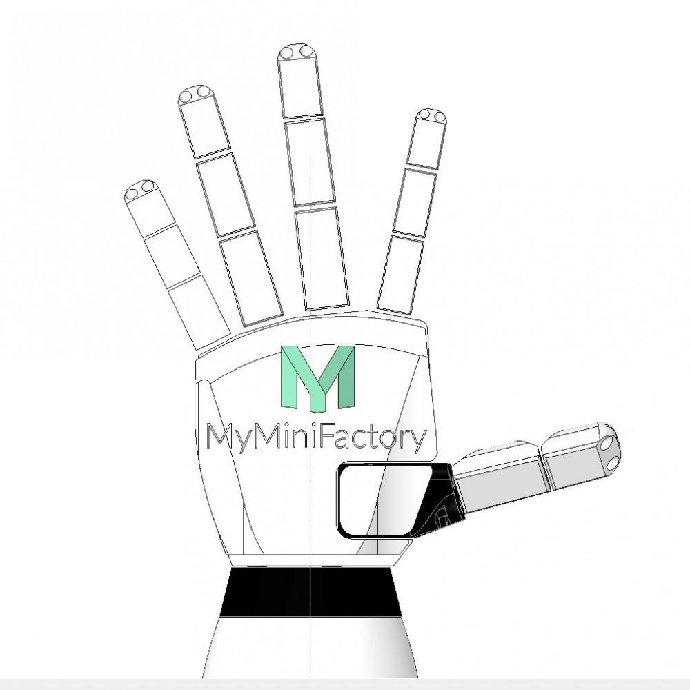1000x1000 myminifactory hand back2