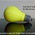 A 'Bright' Idea'... image
