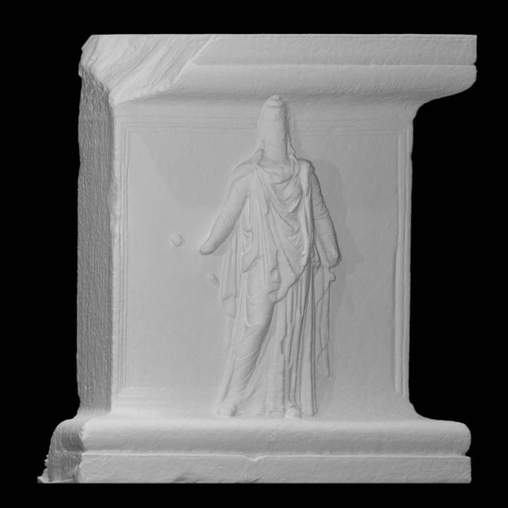 Relief of a Roman Province