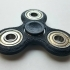 Rounded Fidget Spinner w/ 608 Bearings! image