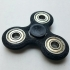 Rounded Fidget Spinner w/ 608 Bearings! primary image