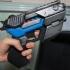 Officer D.VA Pistol print image