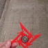 Metallica Ninja Star Spinner print image