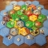 Traders & barbarians (expansion for settlers of catan) image