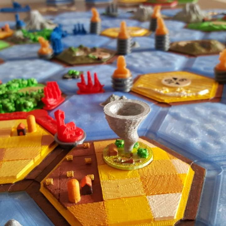 It's just a photo of Epic Settlers of Catan Printable