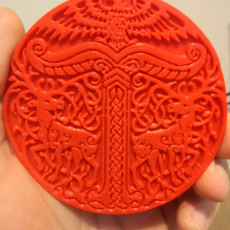 Picture of print of Pendant Viking Irminsul This print has been uploaded by Patrick Shomo