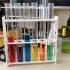 Lab test tube holder image