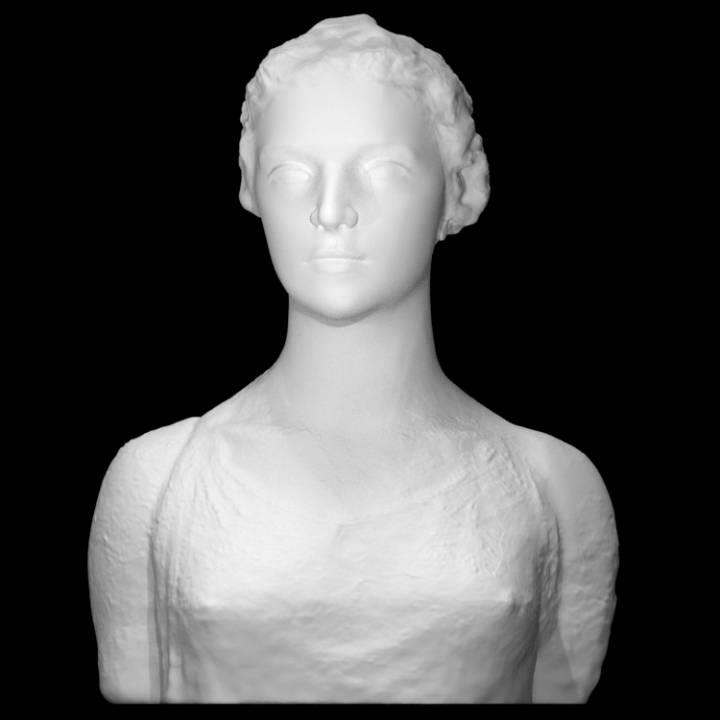 Mrs. Paul-Louis Weiller, 'The Greek'