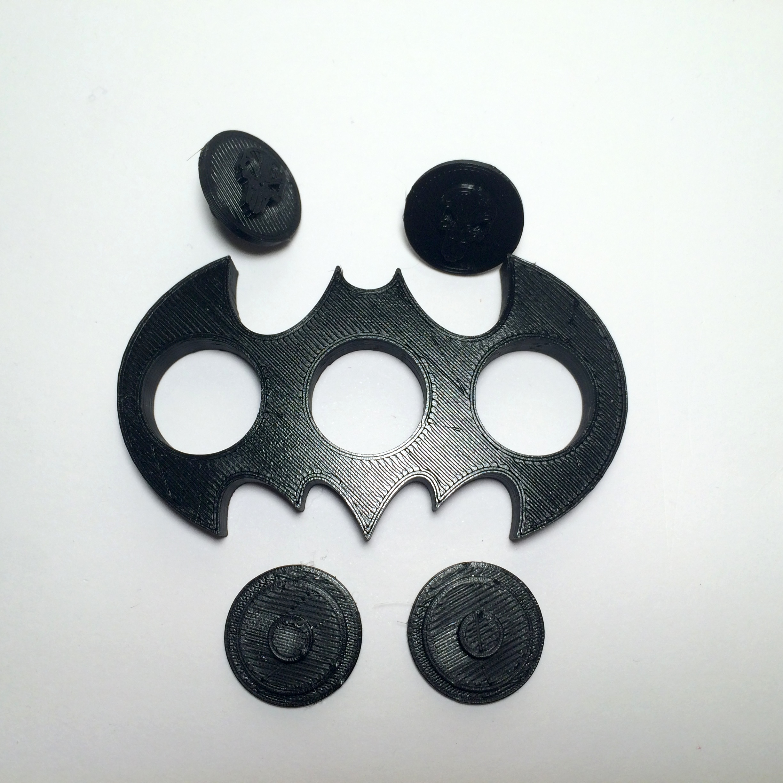 Batman Fidget Spinner - Tatum Mellor image